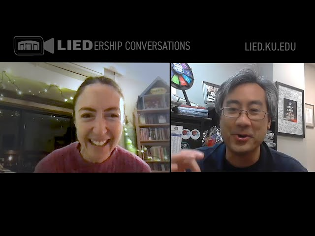 Megan Sterling—LIEDership Conversation