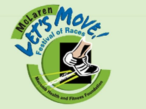 McLaren Let's Move Festival of Races, Mount Clemens, Michigan, 2015 - Riverwalk - glsp
