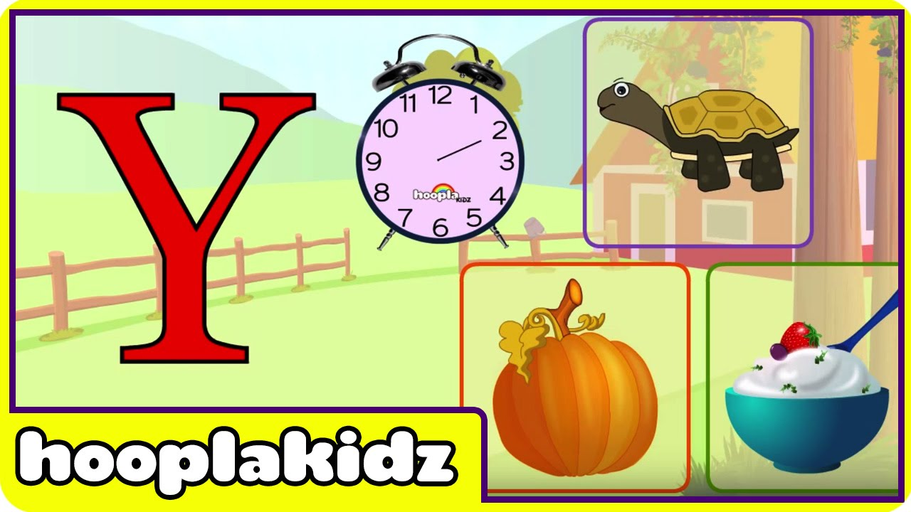 Letter Y Activity.Learn About The Letter Y Preschool Activity