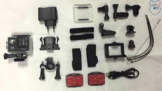 Sport Camera Setik Review: 4k Full HD - 1080p - 720p - wifi - waterproof