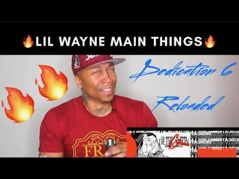 Lil Wayne- Main Things (REACTION!!!)