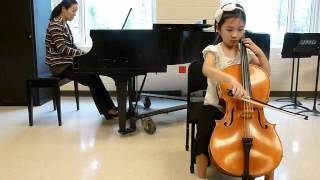Cello - Seitz Concerto No. 5 1st Movement 첼로 짜이츠 콘세르토 5