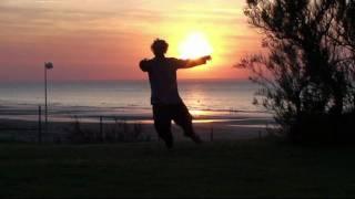 Tai-chi ( Taiji )  Hymne au Soleil Couchant