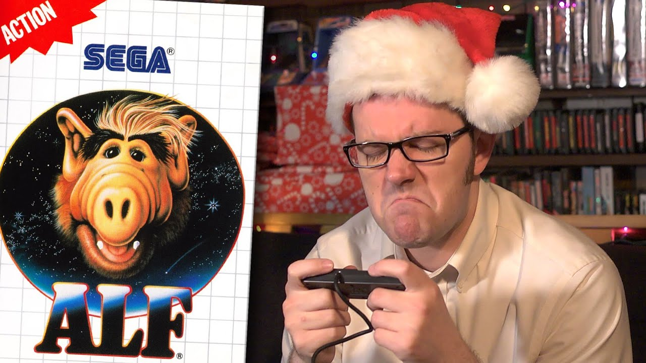 ALF (Sega Master System) – Angry Video Game Nerd (AVGN)