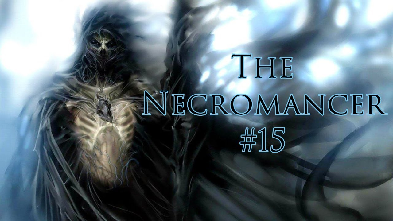 Skyrim Lets Become: The Necromancer Remastered #15 by PCoutcast