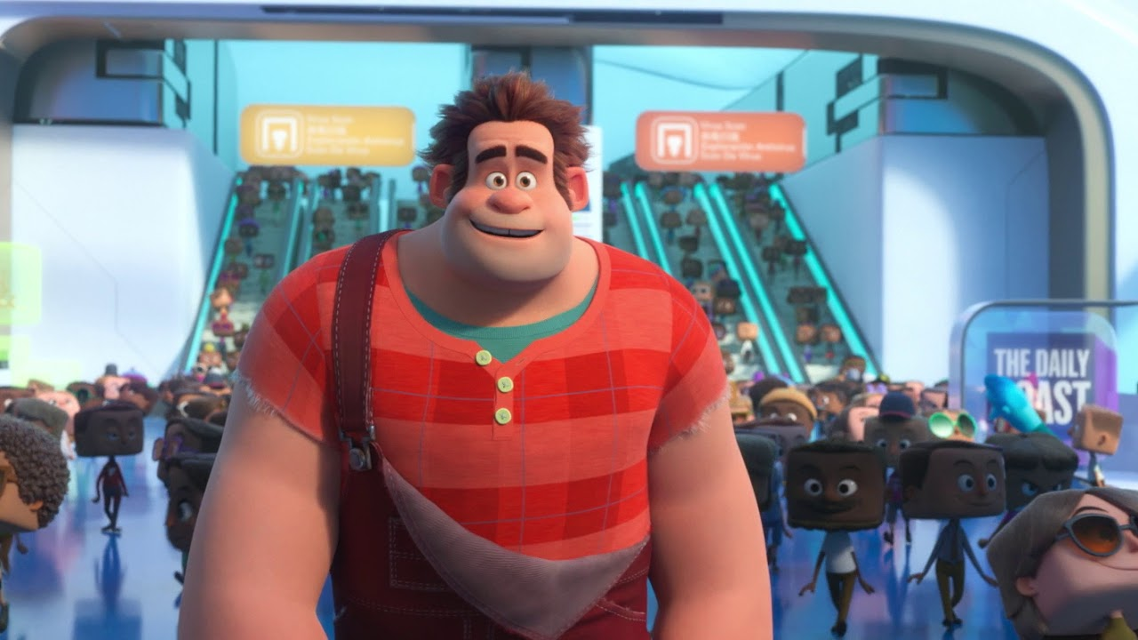Wreck-It Ralph 2 - Trailer A - YouTubeWreck It Ralph Trailer 3