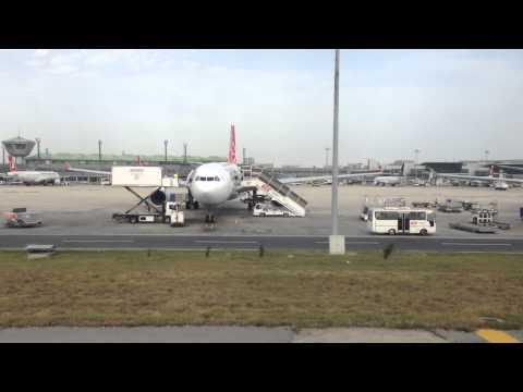 A Short Tour of Istanbul Ataturk Airport