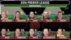 Ergebnisse + Tabelle Premier League Darts 2016 5. Spieltag