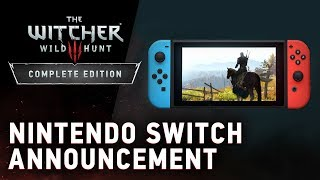The Witcher 3: Wild Hunt — Complete Edition | Nintendo Switc…