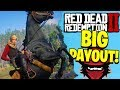 HOW TO GET A BIG PAYOUT IN RED DEAD REDEMPTION 2 ONLINE | RDR2 BIG MONEY Tips!