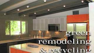 Mid Century  Modern Kitchen & Bathroom Remodel.mov