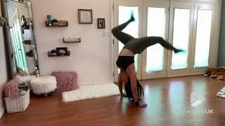 Handstand flip fail || Viral Video UK