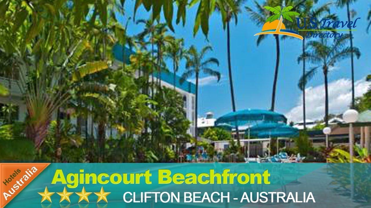 Agincourt Beachfront Apartments - Clifton Beach Hotels, Australia ...