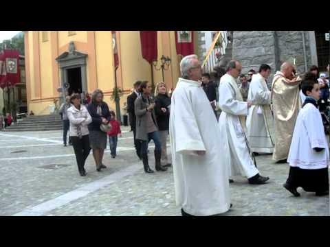 Processione sant Obizio 2012 a Niardo