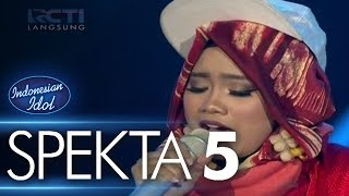 AYU - STRESSED OUT (Twenty One Pilots) - Spekta Show Top 10 - Indonesian Idol 2018