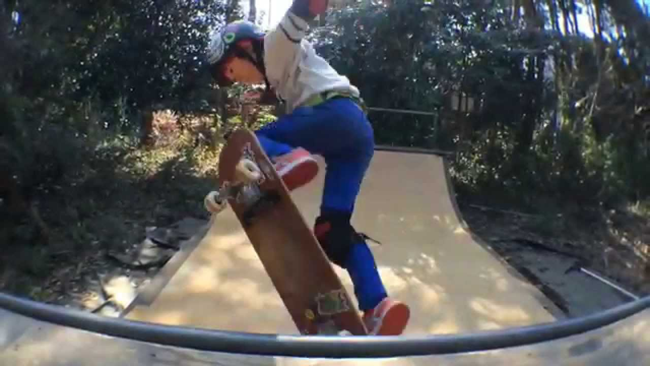 skateboarding backyard miniramp feb 2015 youtube