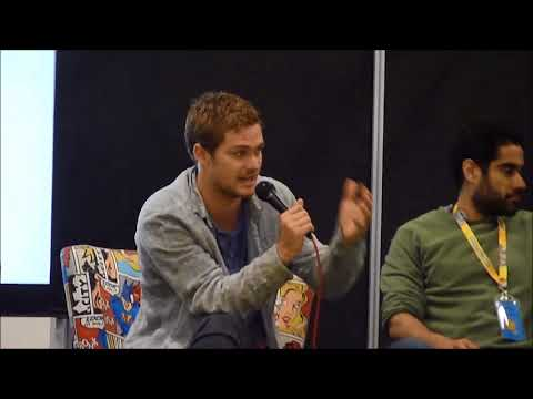 Iron Fist Panel - Berlin Comic Con - Sunday