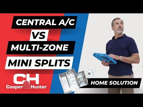 multi-zone-mini-split-system-vs-central-a/c-in-home-(2019)-cooper&hunter