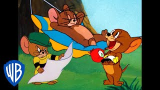 Tom & Jerry | It's All About... Jerry! | Classic Cartoon Compilation | @WB Kids