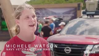 homepage tile video photo for 2022 Nissan Pathfinder | Ragnar Relay: Team RWB