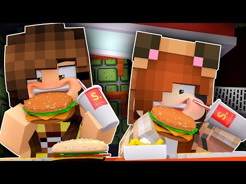 Minecraft Daycare - FAT TOGETHER !? (Minecraft Roleplay)