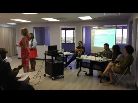 Asset Based Community Development Presentation and Panel with Young African Leaders