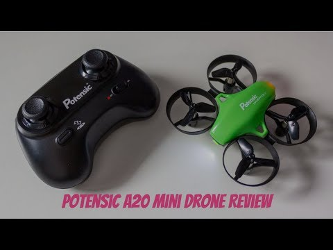 Potensic A20 Mini Drone Review - Easy to Fly Even to Kids and Beginners
