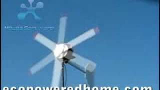 Wind Turbine Power - A Source Of Alternative Energy