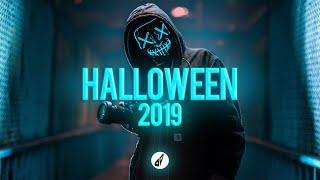 Halloween Party Mashup Mix 2019 - Best EDM Progressive \u0026 Electro House Dance Music 2019
