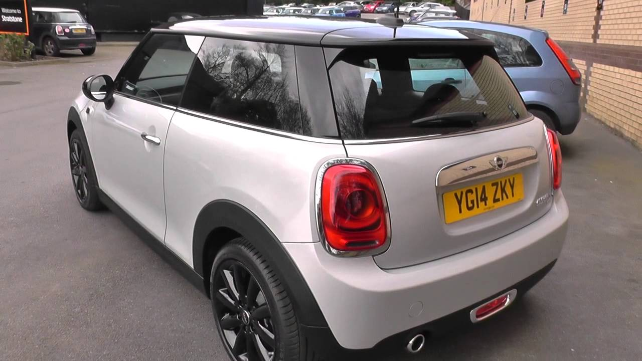 Mini Mini Hatch F56 Cooper D 15 Xn32 U4147 Youtube