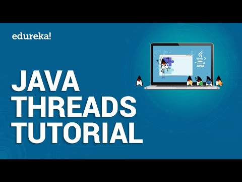 Java Threads Tutorial | Multithreading In Java Tutorial | Java Tutorial For Beginners | Edureka