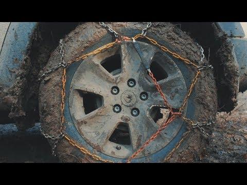 Ураганим Duster Dakar/Выпуск 4/Слабоумие и отвага.Грязь и цепи.