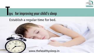 Pediatric Sleep Disorder Treatment in Kannur | Baby Snoring Cure | Sleeping Problem Solution India