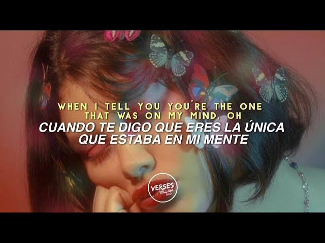 In your eyes [Lyrics/Sub español] - The Weeknd