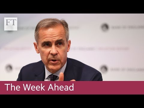 Bank of England interest rate decision, EU-Japan trade deal