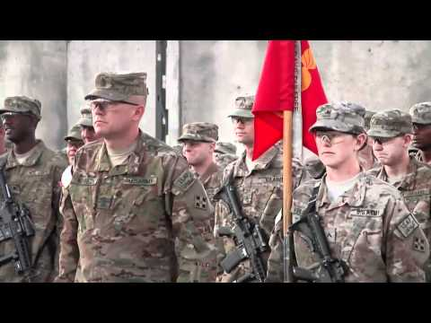 Under Secretary of the Army Thanksgiving visit to Afghanistan