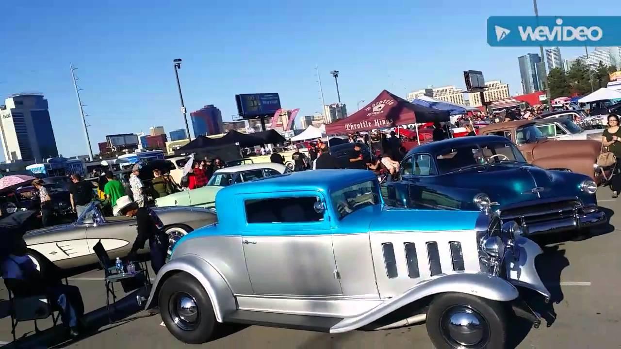 Viva Las Vegas Rockabilly Weekend Car Show YouTube - Vegas rockabilly car show