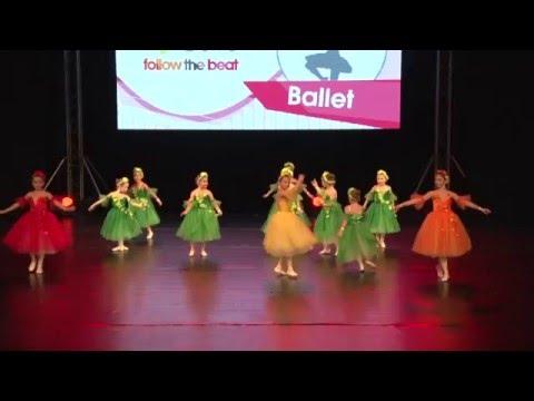 Bucharest Dance Festival 2015 Ballet Group Mini Rank 2