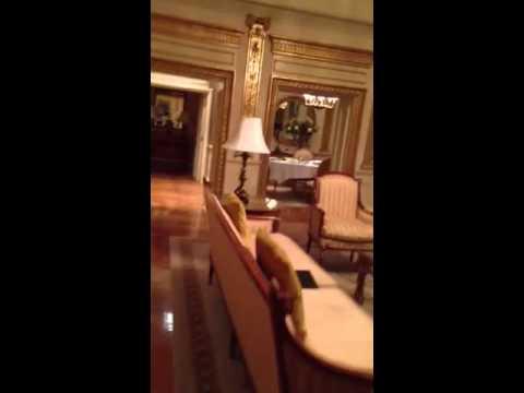 Penthouse suite at Paris Las Vegas