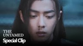 The Untamed | Special Clip Wei Ying Terluka | WeTV  【INDO SUB】