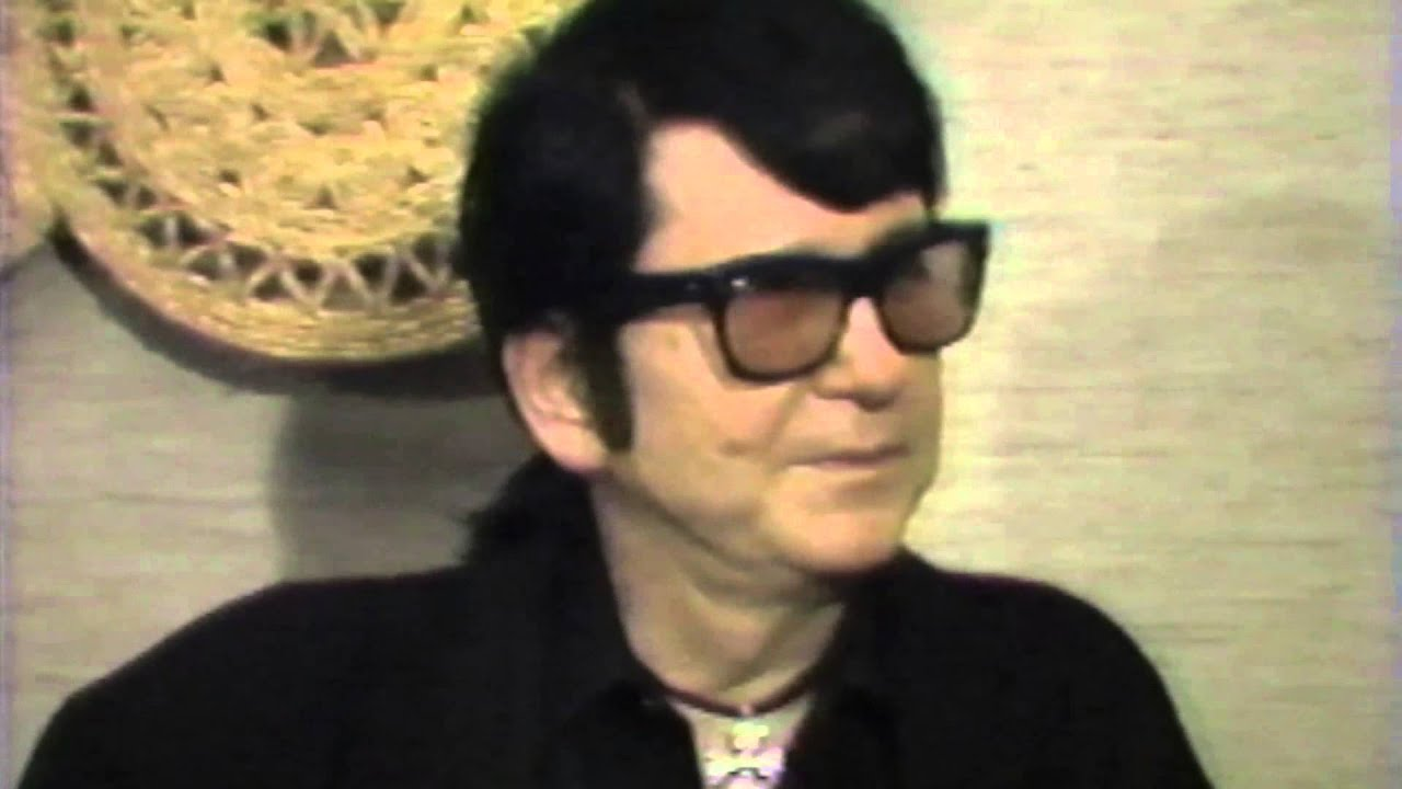 Hall of Fame Inductee Roy Orbison's Final Interview - YouTube