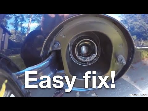 """Check Fuel Fill Inlet"" FIX FAST Ford"