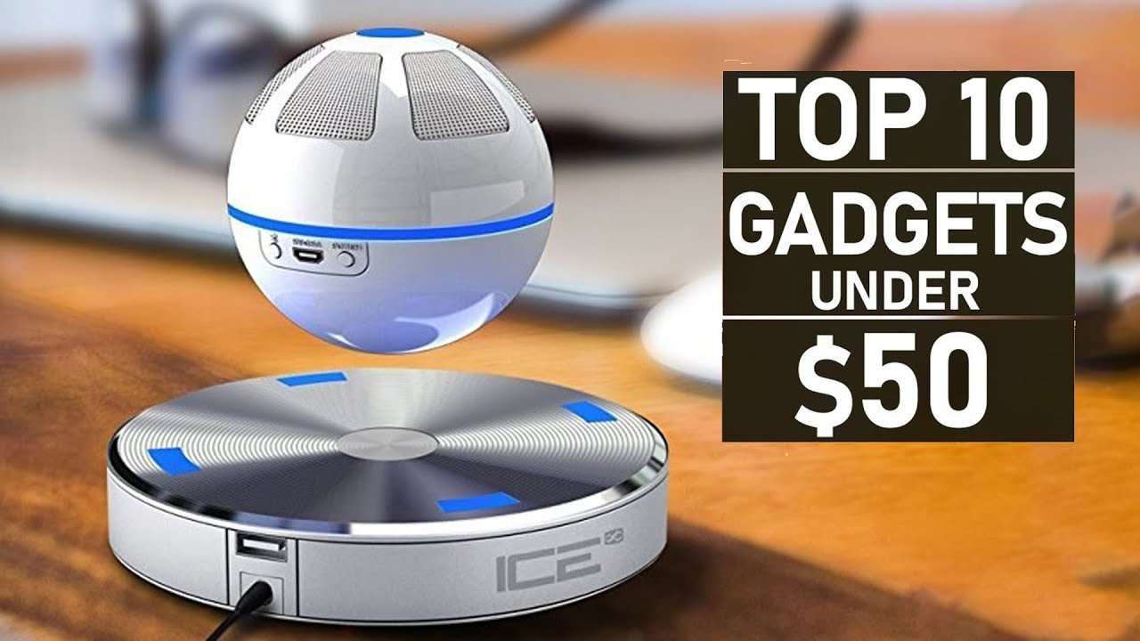 Cool Tech Gadgets Under $50 | Latest Everyday Gadgets You Can Buy Online | 2021