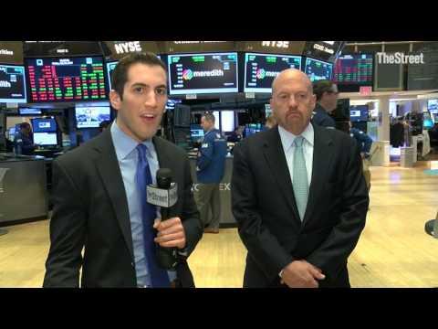 Jim Cramer on Amazon, Tesla, Starbucks, Exxon, Chevron, and more (investing advice)