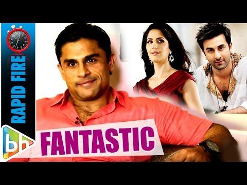 Rahul Bhatt's FANTASTIC Rapid Fire On Ranbir Kapoor | Katrina Kaif | Aamir Khan