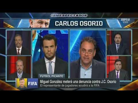 Juan Carlos Osorio es un asco como persona dicen en Paraguay - Futbol Picante