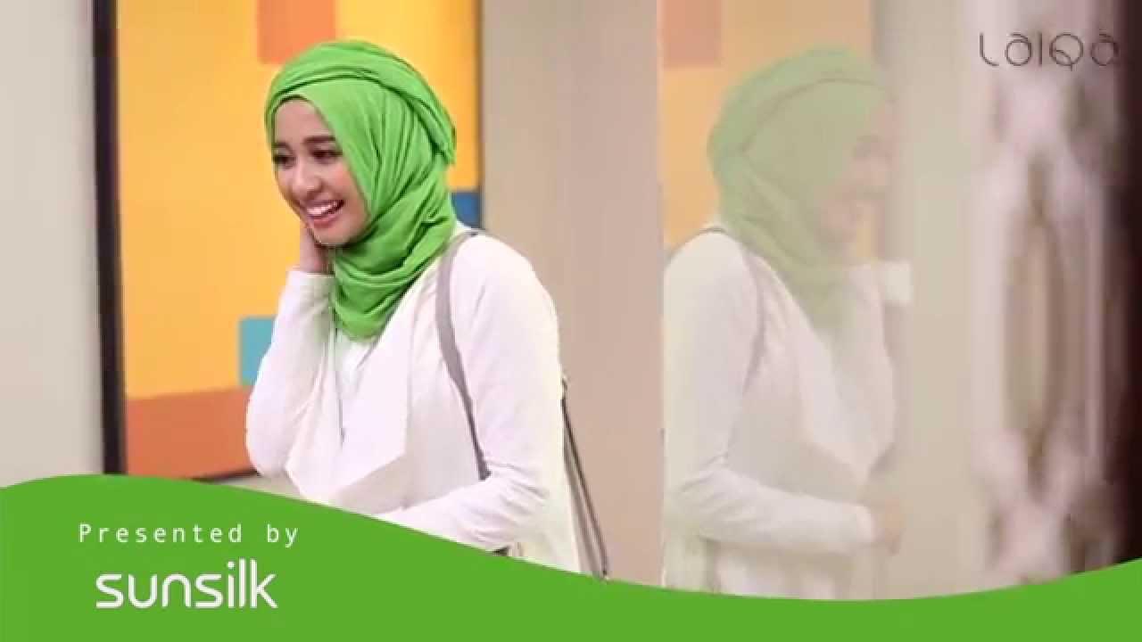 Tutorial Hijab By Laudya Cynthia Bella Fresh Turban Look YouTube