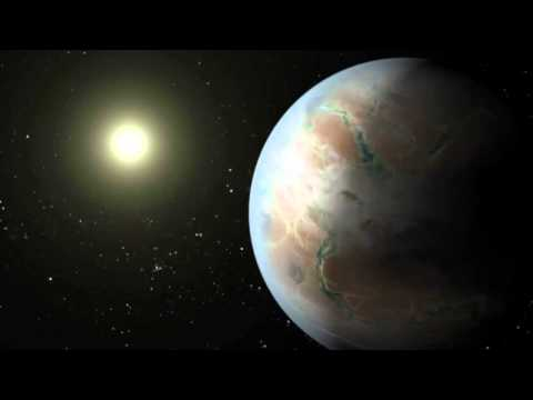 NASA announces new Earth like planet, Kepler 452b
