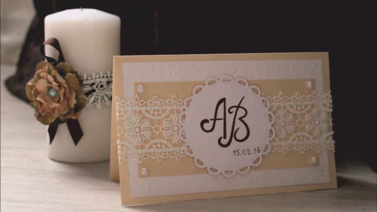 Приглашение свадьбу своими руками 18