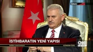 Başbakan Binali Yıldırım ile Gündem Özel - 2 Ağustos 2016